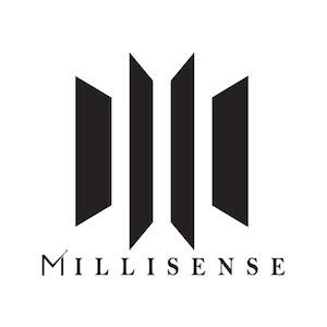 Millisense logo